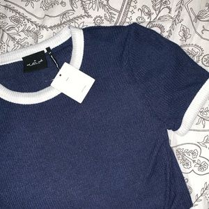 Urban Outfitters Blue top